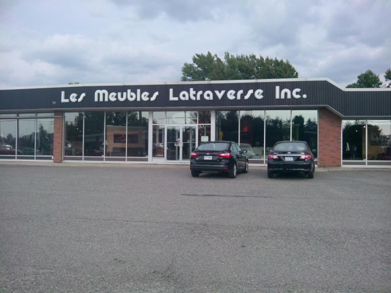 Meubles latraverse inc les ville marie qc 30 rue for Le meuble villageois inc